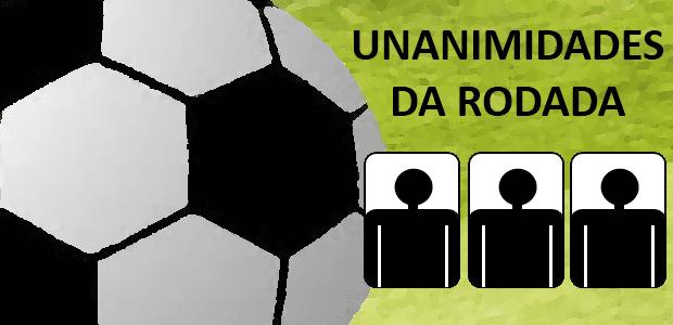 Cartola MIL GRAU   CartolaFC: UNANIMIDADES RODADA #01
