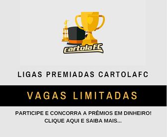 LIGAS PREMIADAS CARTOLAFC